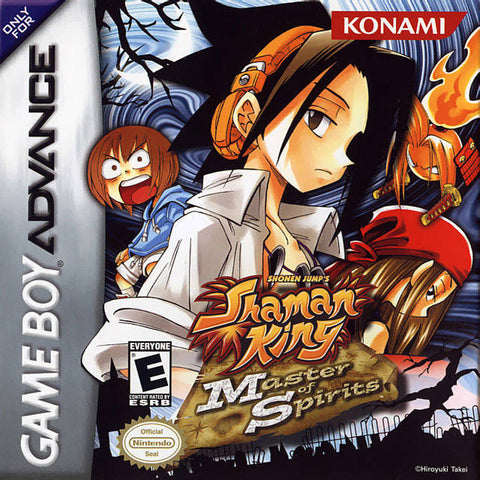 Shaman King: Master of Spirits - Game Boy Advance [USED]