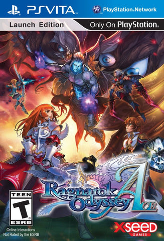 Ragnarok Odyssey ACE (Launch Edition) - PS Vita