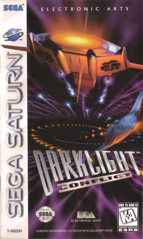 Darklight Conflict - SEGA Saturn [NEW]