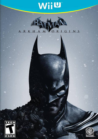 Batman: Arkham Origins - Nintendo Wii U [NEW]