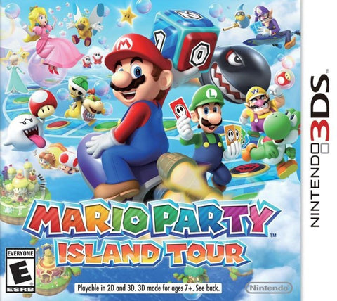 Mario Party: Island Tour - Nintendo 3DS [USED]