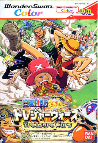 One Piece: Treasure Wars - WonderSwan Color (Japan)