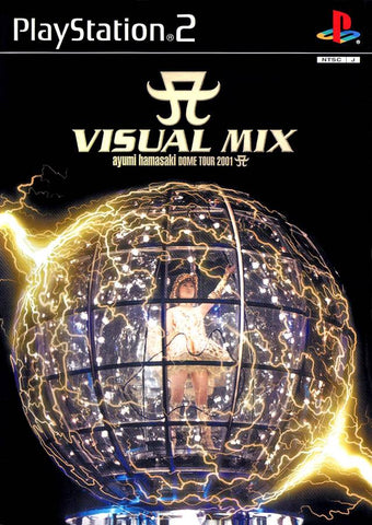 Visual Mix Ayumi Hamasaki Dome Tour 2001 - PlayStation 2 (Japan)