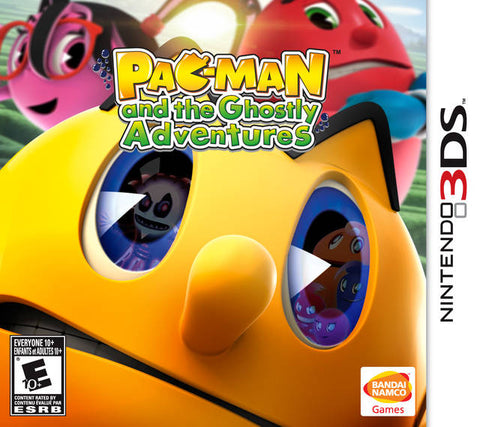 Pac-Man and the Ghostly Adventures - Nintendo 3DS [NEW]