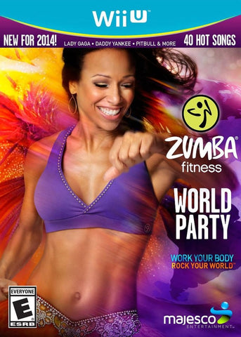 Zumba Fitness World Party - Nintendo Wii U [NEW]