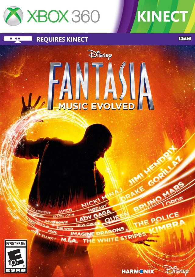 Fantasia: Music Evolved - Xbox 360