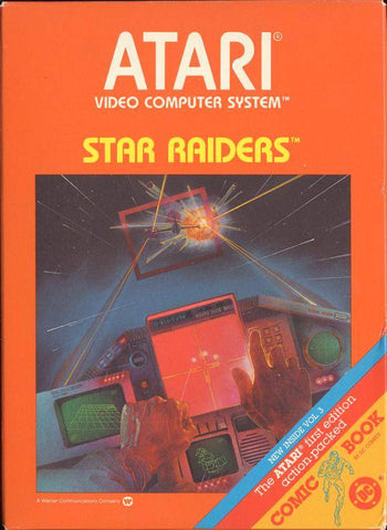 Star Raiders - Atari 2600