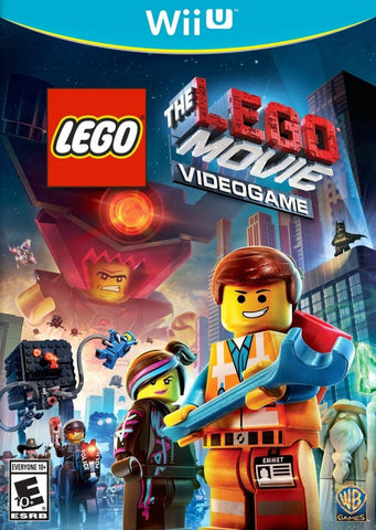 The LEGO Movie Videogame - Nintendo Wii U [USED]