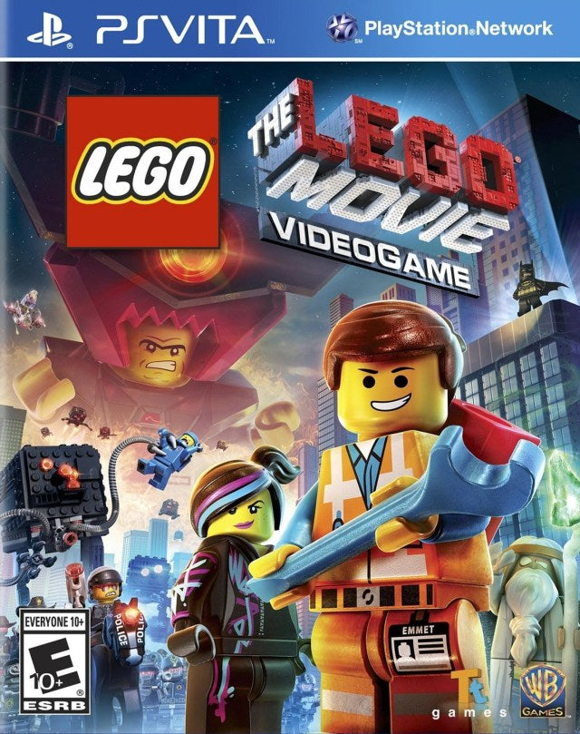 The LEGO Movie Videogame - PS Vita