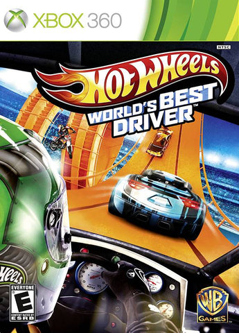 Hot Wheels: World's Best Driver - Xbox 360