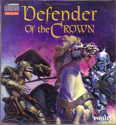 Defender of the Crown - CD-I