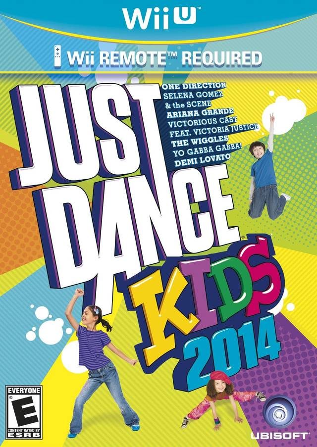 Just Dance Kids 2014 - Nintendo Wii U [NEW]