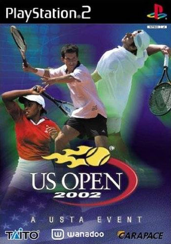 US Open 2002 - PlayStation 2 (Japan)