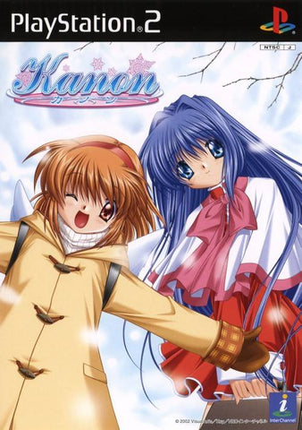 Kanon - PlayStation 2 (Japan)