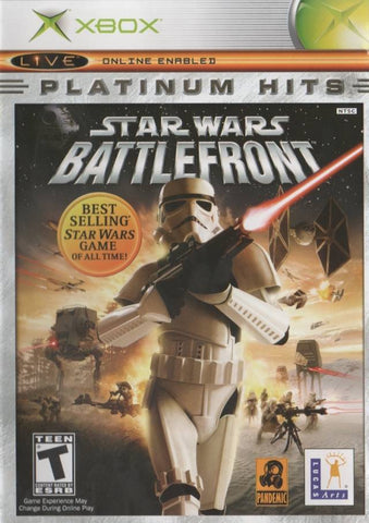 Star Wars: Battlefront (Platinum Hits) - Xbox