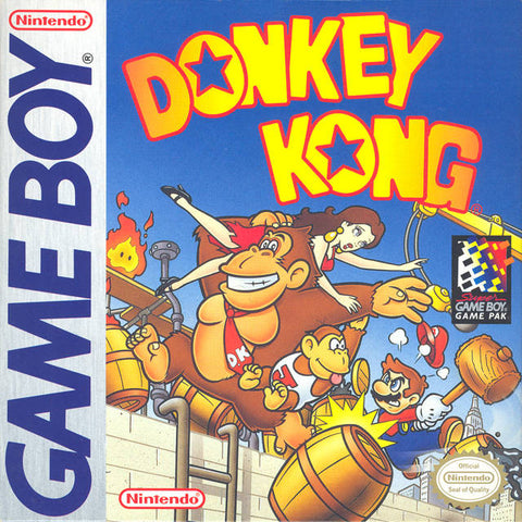 Donkey Kong - Game Boy [USED]