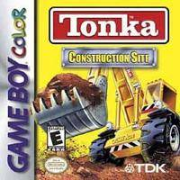 Tonka Construction Site - Game Boy Color [USED]