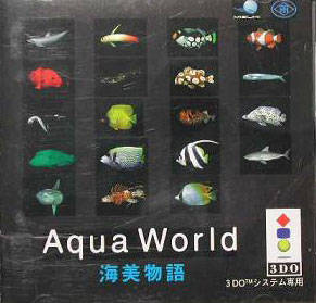 Aqua World: Umibi Monogatari - 3DO (Japan)