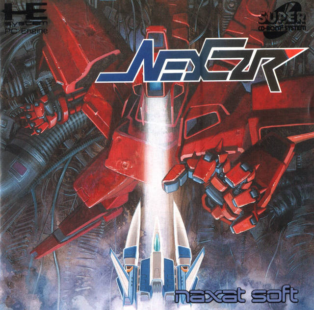 Nexzr - Turbo CD (Japan)