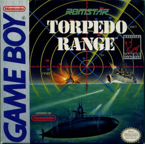 Torpedo Range - Game Boy [USED]