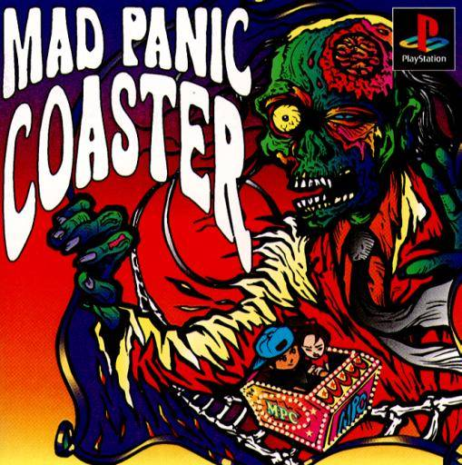 Mad Panic Coaster - PlayStation (Japan)