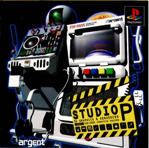 Studio P - PlayStation (Japan)