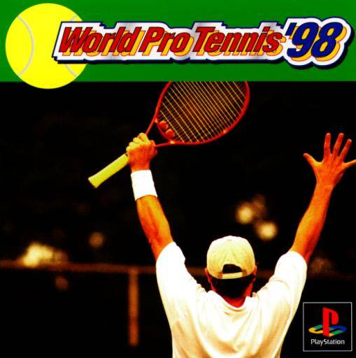 World Pro Tennis '98 - PlayStation (Japan)