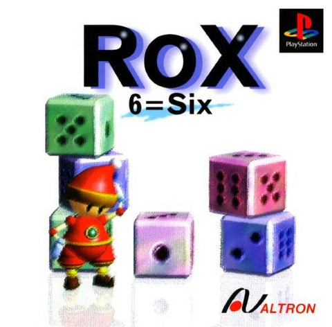 Rox - PlayStation (Japan)