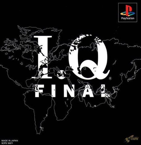 I.Q Final - PlayStation (Japan)