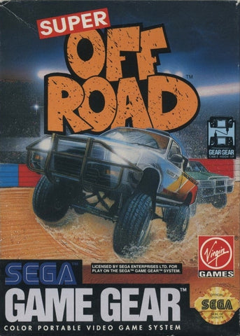 Super Off Road - SEGA GameGear [USED]