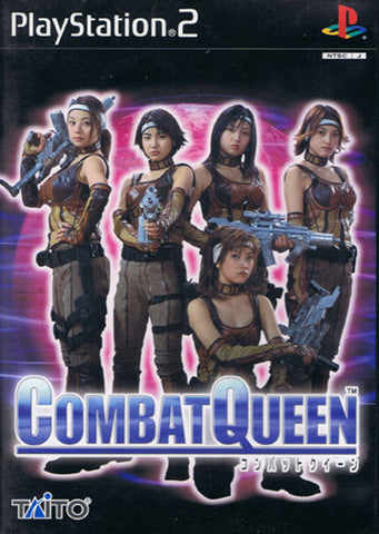 Combat Queen - PlayStation 2 (Japan)