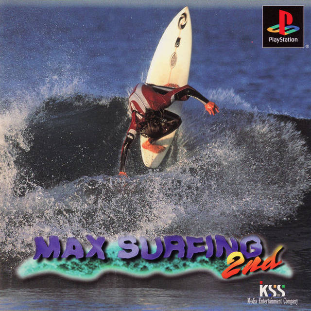 Max Surfing 2nd - PlayStation (Japan)
