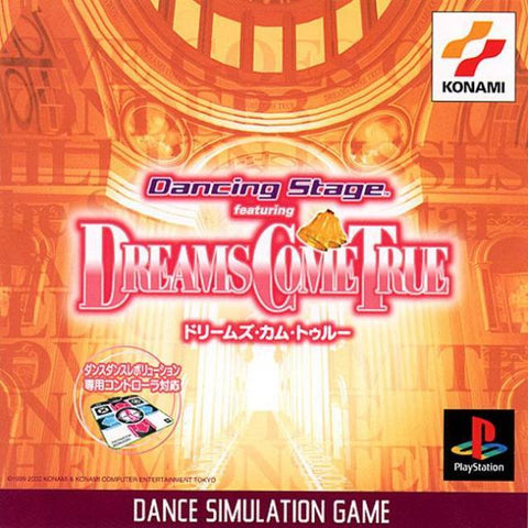 Dancing Stage featuring Dreams Come True - PlayStation (Japan)