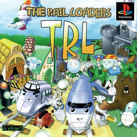 TRL: The Rail Loaders - PlayStation (Japan)