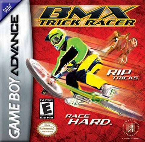 BMX Trick Racer - Game Boy Advance [USED]