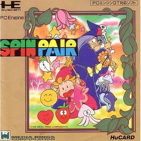 Spin Pair - TurboGrafx-16 (Japan)