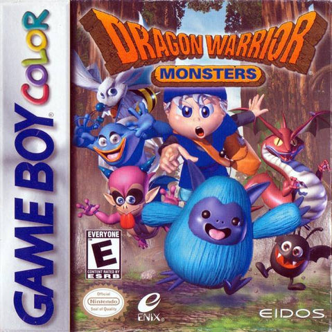 Dragon Warrior Monsters - Game Boy Color [USED]