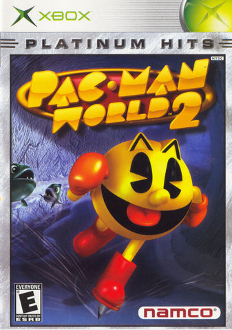 Pac-Man World 2 (Platinum Hits) - Xbox
