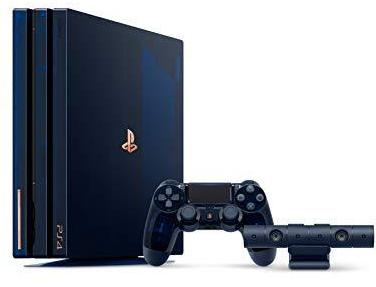 Sony PlayStation 4 Pro 2TB Limited Edition Console - 500 Million Bundle