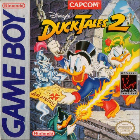 Disney's DuckTales 2 - Game Boy [USED]