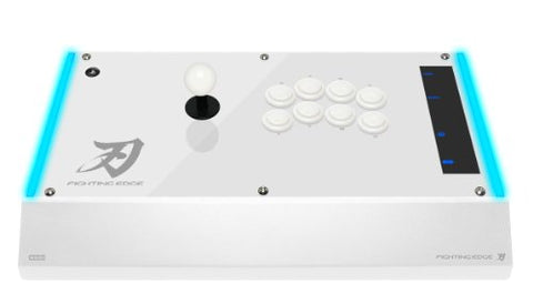 HORI Playstation 3 Fighting EDGE ( White ) - PlayStation 3