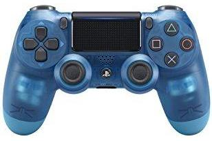 Sony Dualshock 4 Wireless Controller for PlayStation 4 -  Blue Crystal