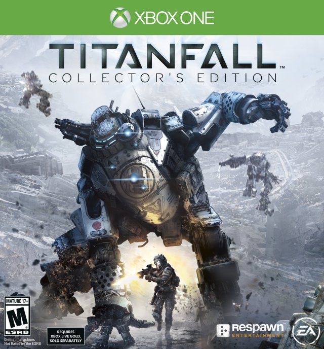 Titanfall (Collector's Edition) - Xbox One