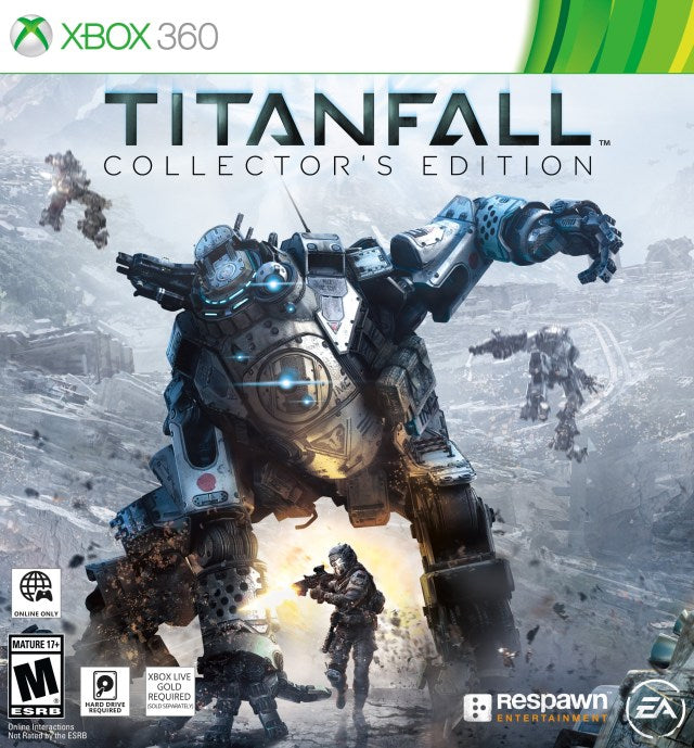 Titanfall (Collector's Edition) - Xbox 360