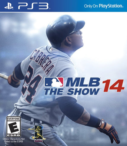 MLB 14: The Show - PlayStation 3