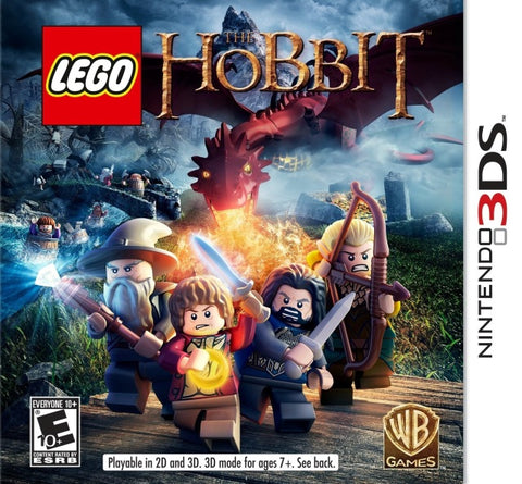 LEGO The Hobbit - Nintendo 3DS [NEW]