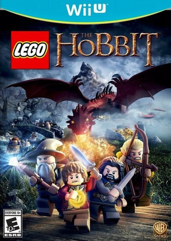 LEGO The Hobbit - Nintendo Wii U [NEW]
