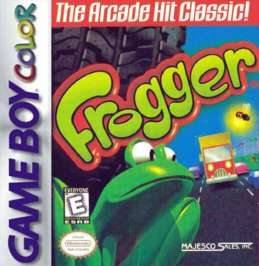 Frogger - Game Boy Color [USED]
