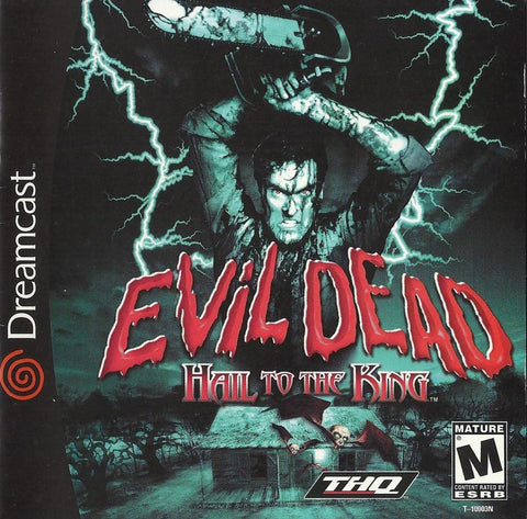 Evil Dead: Hail to the King - SEGA Dreamcast