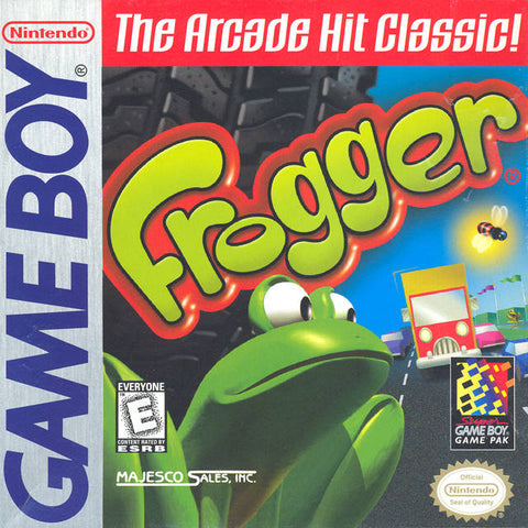 Frogger - Game Boy [USED]